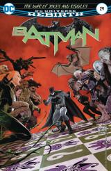 Abonnement op het blad Batman