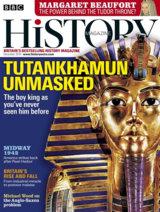 Abonnement op het blad BBC History Magazine
