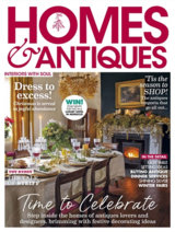 Abonnement op het blad Homes & Antiques Magazine