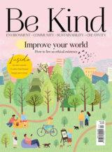 Abonnement op het blad Be Kind magazine