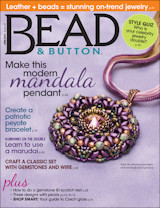 Abonnement op Bead & Button Magazine
