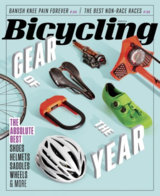 Abonnement op het blad Bicycling magazine USA