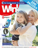 Win puzzelblad cover