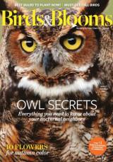 Abonnement op het blad Birds & Blooms