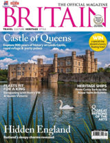 Abonnement op het blad Britain Magazine