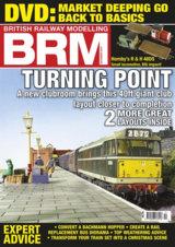 Abonnement op het blad British Railway Modelling magazine