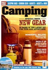Abonnement op het blad Camping magazine