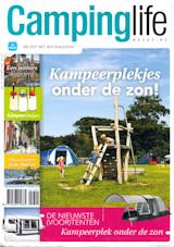 Abonnement op het maandblad Campinglife