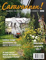 Abonnement op het blad Caravannen