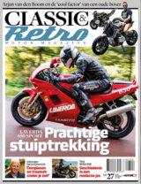Abonnement op het blad Classic & Retro Motor