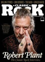 Abonnement op het blad Classic Rock magazine
