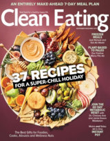 Abonnement op het blad Clean Eating magazine