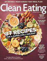 Abonnement op het blad Clean Eating magazine