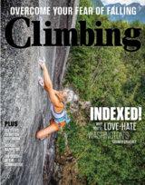 Abonnement op het blad Climbing