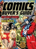 Abonnement op het maandblad Comics Buyer's Guide