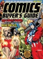 Abonnement op het maandblad Comics Buyer's Guide