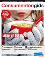 Abonnement op het blad de Consumentengids