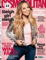 Abonnement op het maandblad Cosmopolitan magazine UK