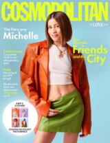Abonnement op het maandblad Cosmopolitan