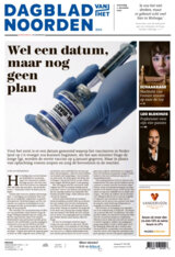 Abonnement op de krant het Dagblad van het Noorden