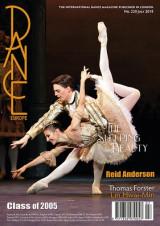 Abonnement op het blad Dance Europe