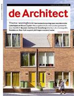 Abonnement op het vaktijdschrift de Architect