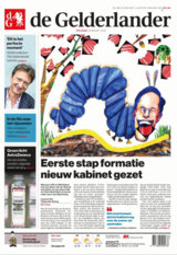 Abonnement op het dagblad De Gelderlander