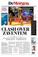 Abonnement op het dagblad De Morgen