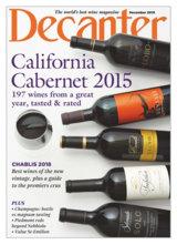 Abonnement op het blad Decanter magazine