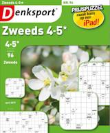 Abonnement op het blad Denksport Zweeds 4-5 sterren