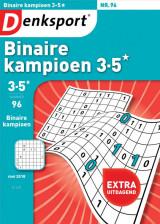 Abonnement op het blad Denksport Binaire Kampioen 3-5*