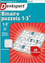Abonnement op het blad Denksport Binaire Puzzels 1-3*