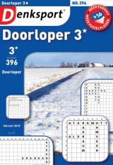 Cadeau-abonnement op Denksport Doorloper 3*