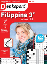 Abonnement op het blad Denksport Filippine Scheurblok
