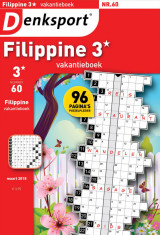 Denksport Filippine Vakantieboek