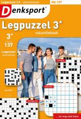 Cadeau-abonnement op Denksport Legpuzzel Vakantieboek 3*