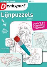 Denksport Lijnpuzzels special
