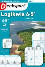 Abonnement op het blad Denksport Logikwis Collectie 4-5*