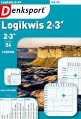 Denksport Logikwis 2-3 sterren