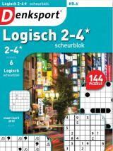 Abonnement op het blad Denksport Logisch Scheurblok