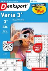 Abonnement op het blad Denksport Varia 3* Puzzelvaria
