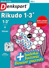 Abonnement op het blad Denksport Rikudo