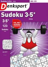 Abonnement op het blad Denksport Sudoku Mix