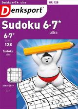 Abonnement op het blad Denksport Sudoku Ultra 6-7*