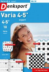 Abonnement op het blad Denksport Varia 4-5* Expert