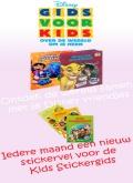 Abonnement op Disney Gids voor Kids