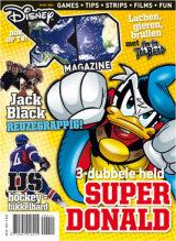Abonnement op het maandblad Disney XD Magazine