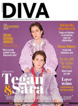 Abonnement op het blad DIVA magazine