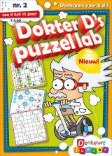 Abonnement op het blad Dokter D's Puzzellab