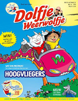 Cover Dolfje Weerwolfje